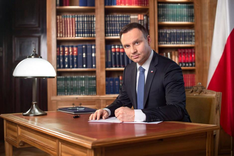 """Prezydent podpisał ustawę usprawniającą m.in. program """"Czyste powietrze"""""""