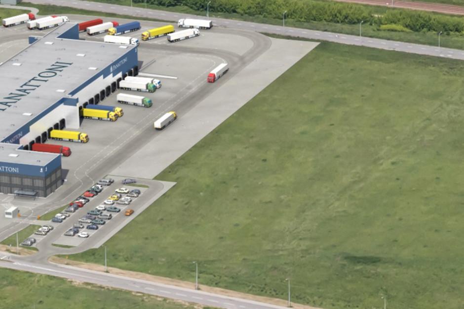 Panattoni realizuje terminal przeładunkowy w Rzeszowie