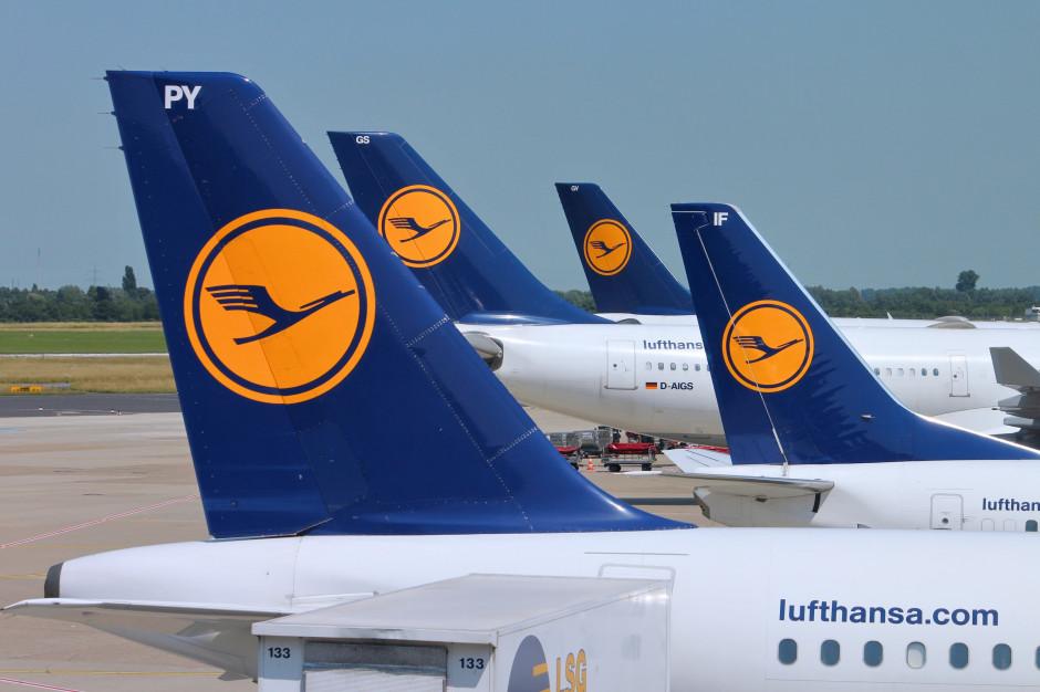 Lufthansa rezygnuje z darmowego cateringu na europejskich trasach