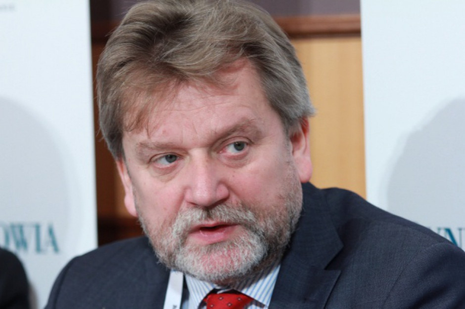 Szef GIS - Jarosław Pinkas złożył rezygnację