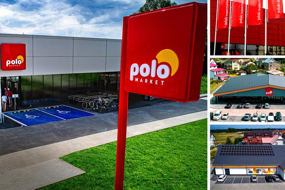 Polomarket rozszerza sieć o kolejne sklepy