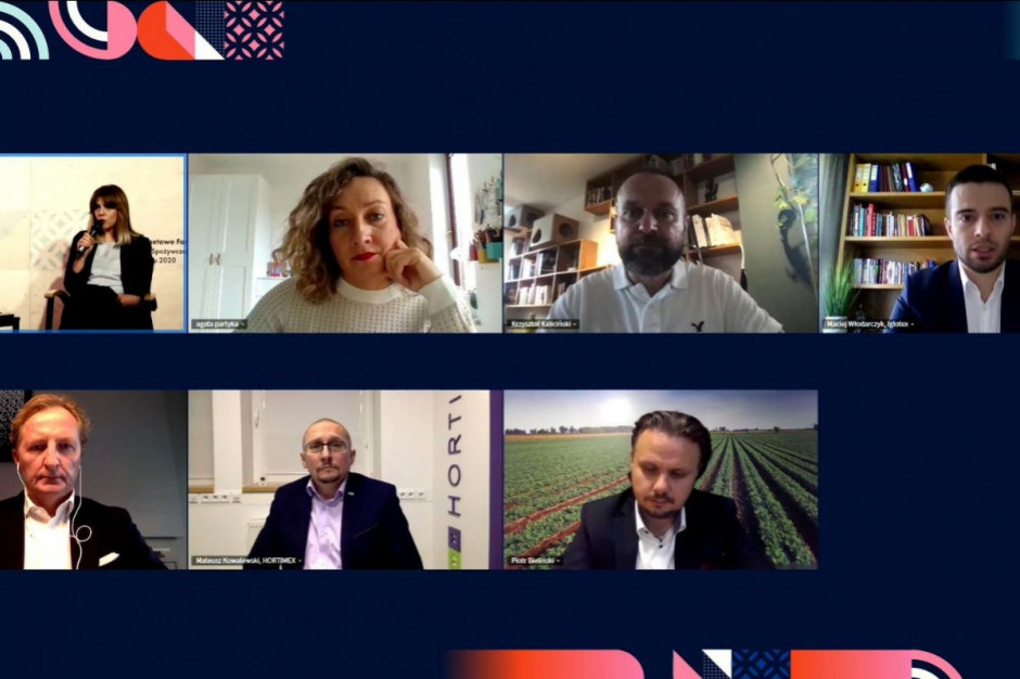 Internetowe FRSiH: Pandemia - kryzys, wyzwania czy nowe możliwości dla firm spożywczych?