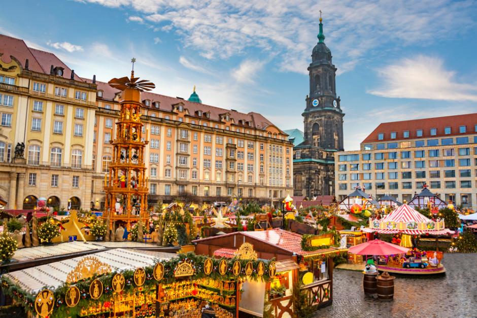 Słynny Jarmark Struclowy w Dreźnie odwołany z powodu koronawirusa