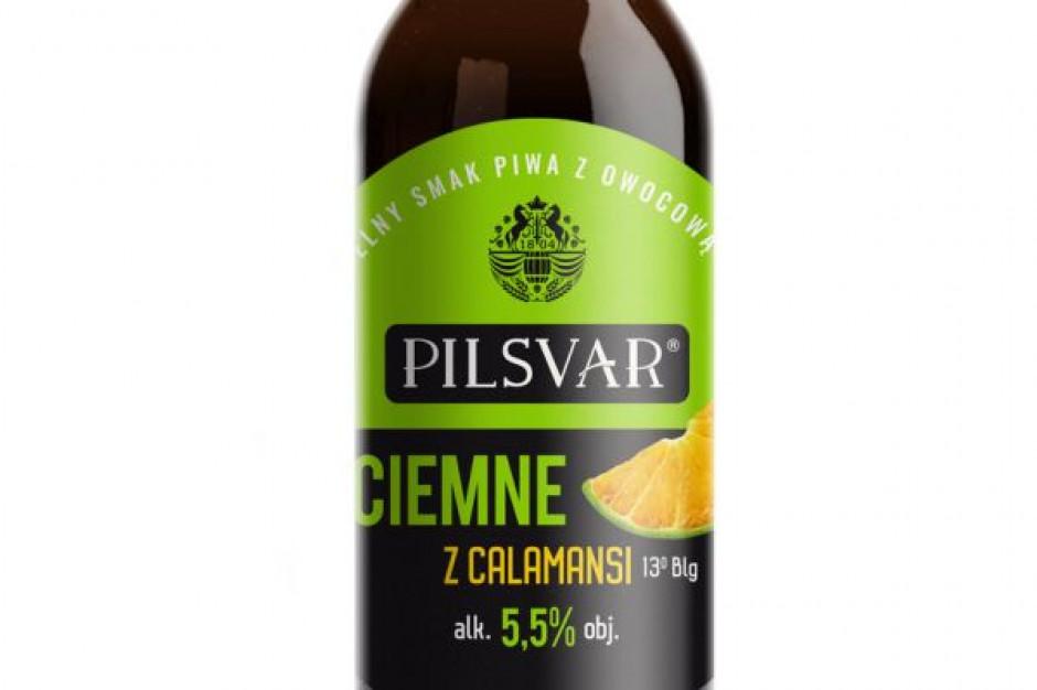 Browar Pilsweizer wprowadza piwo ciemne o smaku kwaśnej pomarańczy