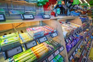 Zdjęcie numer 2 - galeria: Żabka otworzyła sklep zasilany w stu procentach zieloną energią (galeria zdjęć i wideo)