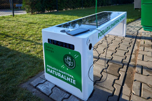 Zdjęcie numer 5 - galeria: Żabka otworzyła sklep zasilany w stu procentach zieloną energią (galeria zdjęć i wideo)