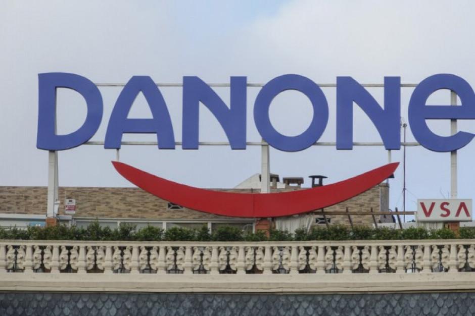 Danone zwolni we Francji z powodu pandemii do 2 tys. pracowników administracyjnych