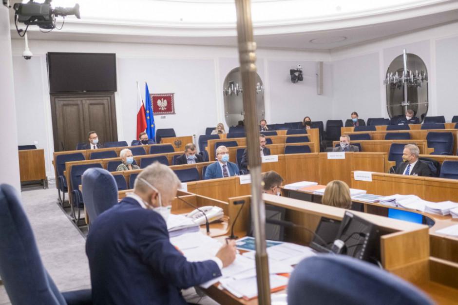 Komisje senackie za rozszerzeniem tarczy 6.0 o kolejne branże