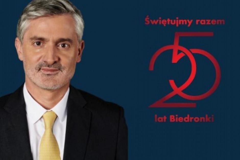 Dyrektor generalny Biedronki pisze list do pracowników