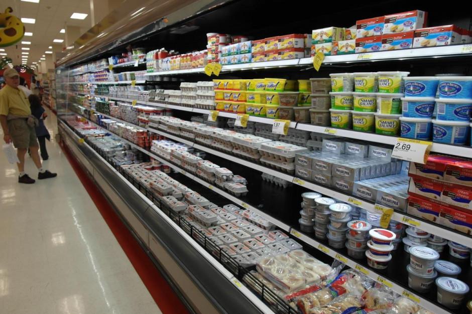 Rośnie popularność mlecznych produktów zez GMO