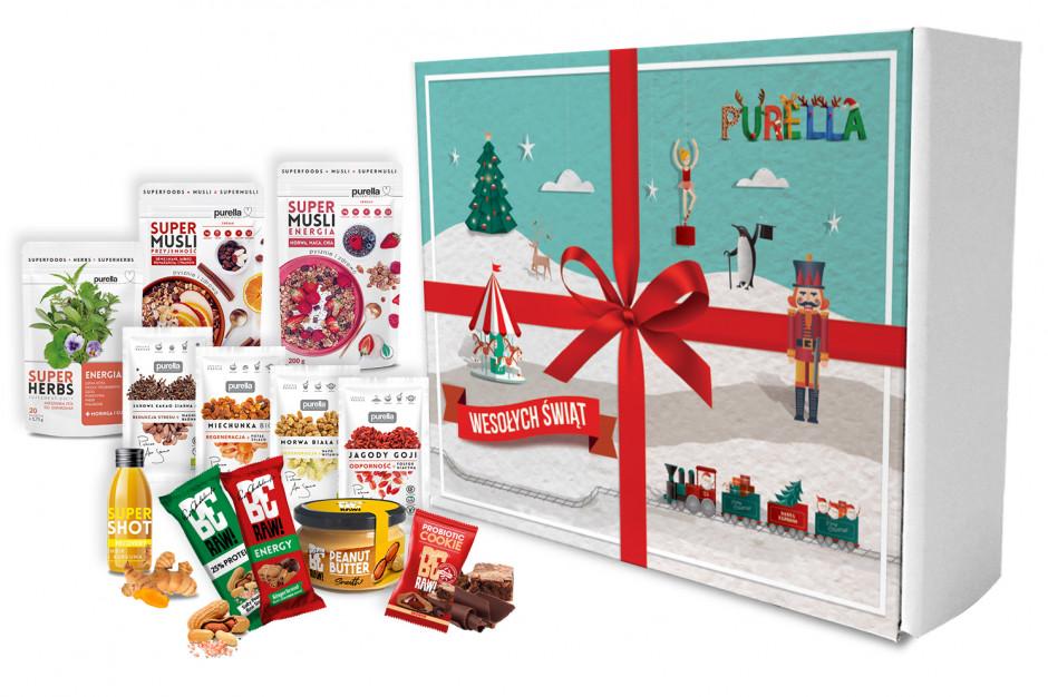 Purella: Zdrowe Święta w z dodatkiem superfoods
