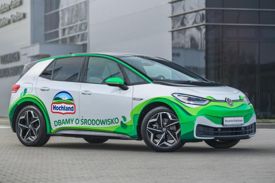 Hochland wprowadza samochody elektryczne do swojej floty