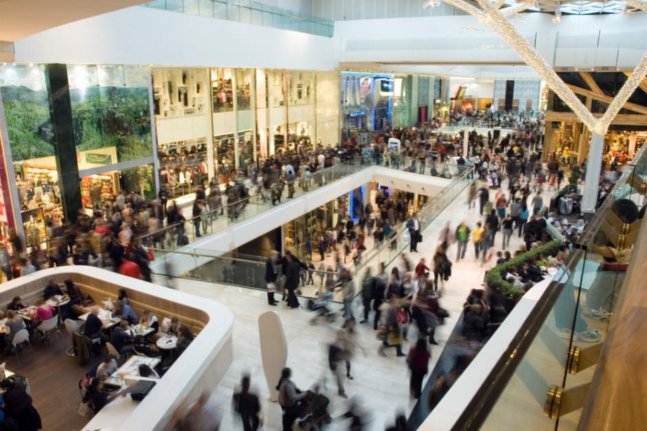 PRCH: dodatkowa niedziela handlowa dobrą decyzją, ruch w galeriach rozłożył się na dwa dni