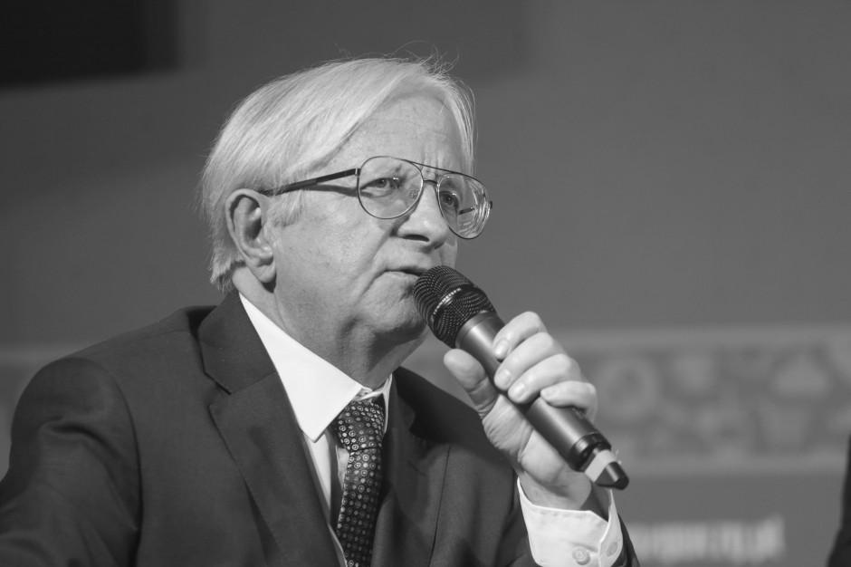 Nie żyje Janusz Dąbrowski