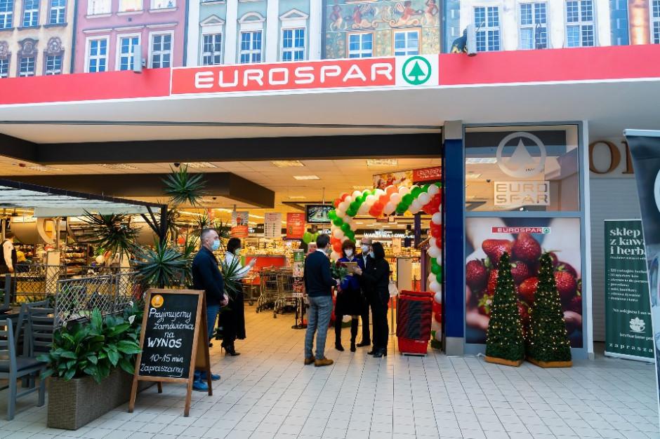 Dwa kolejne sklepy Eurospar w Poznaniu