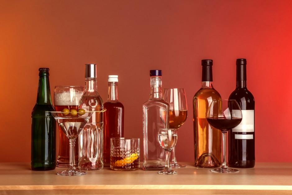 Drogie alkohole coraz częściej ofiarą podróbek