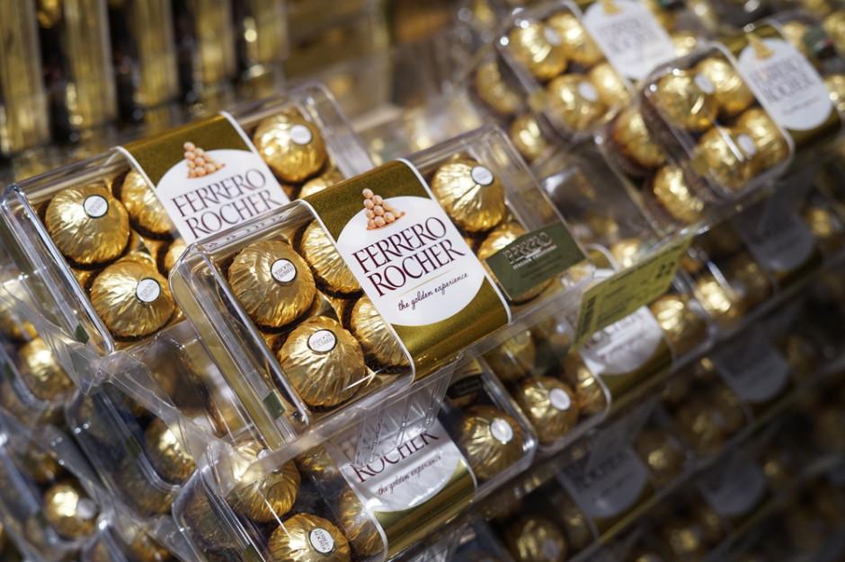 Ferrero do 2025 r. całkowicie zrezygnuje z opakowań nie nadających się do ponownego użycia
