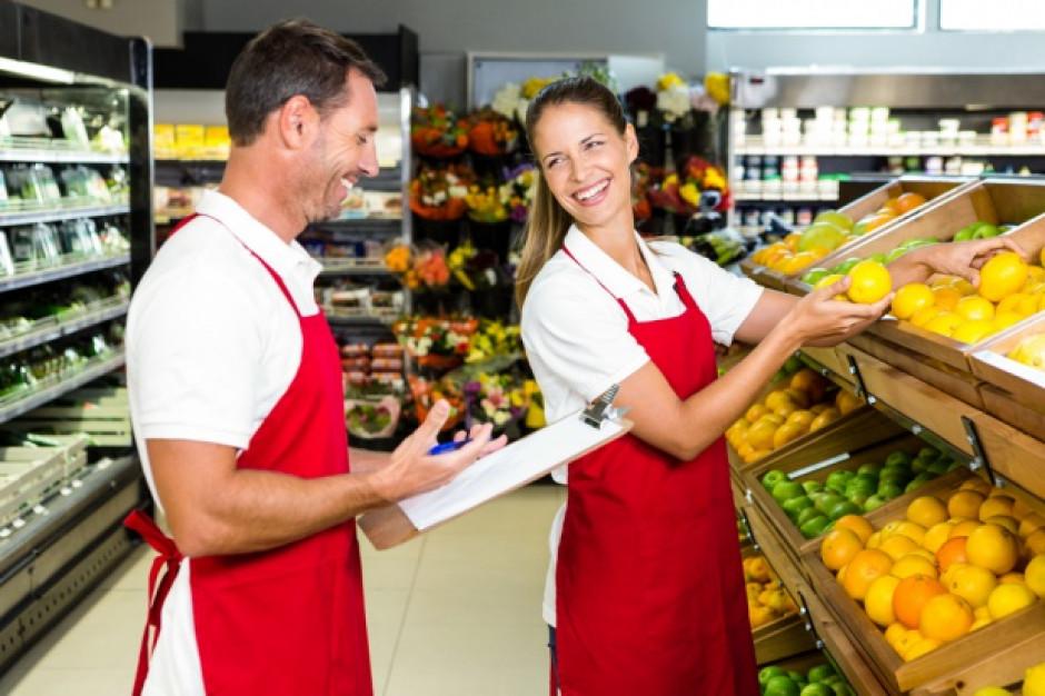Spadła liczna transakcji w małych sklepach