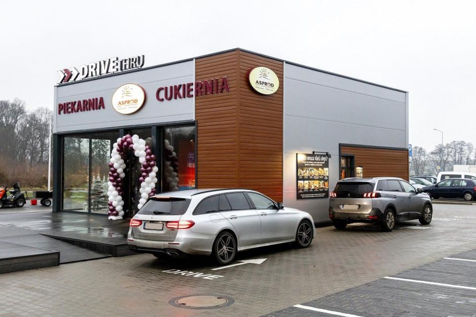 Kolejna piekarnia Asprod Drive w Szczecinie