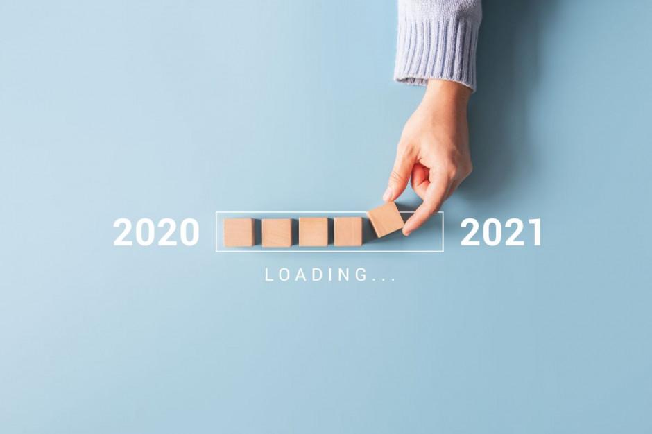 2020 rok pokazał, że niczego nie wolno planować