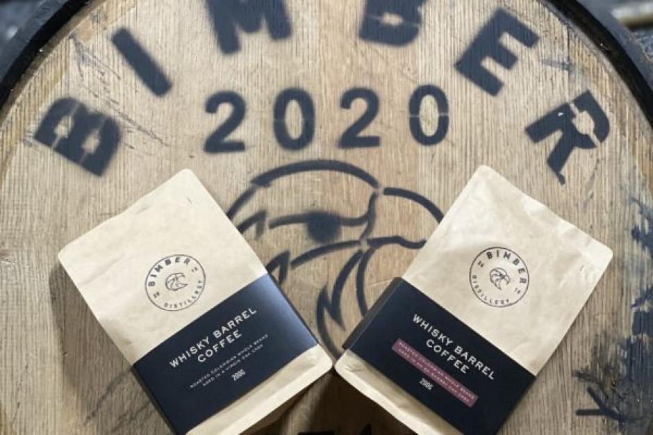 Bimber Distillery i Tudor House wprowadziły na rynek kawę o smaku whisky