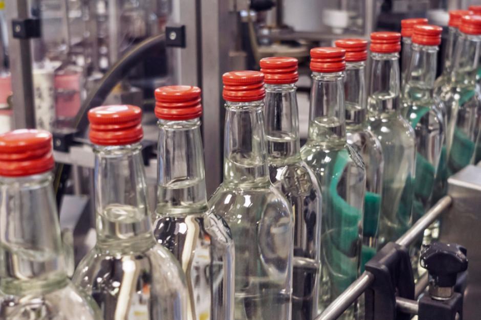 Produkcja wódki spadła o 6,5 proc. w ciągu 11 miesięcy 2020 r.