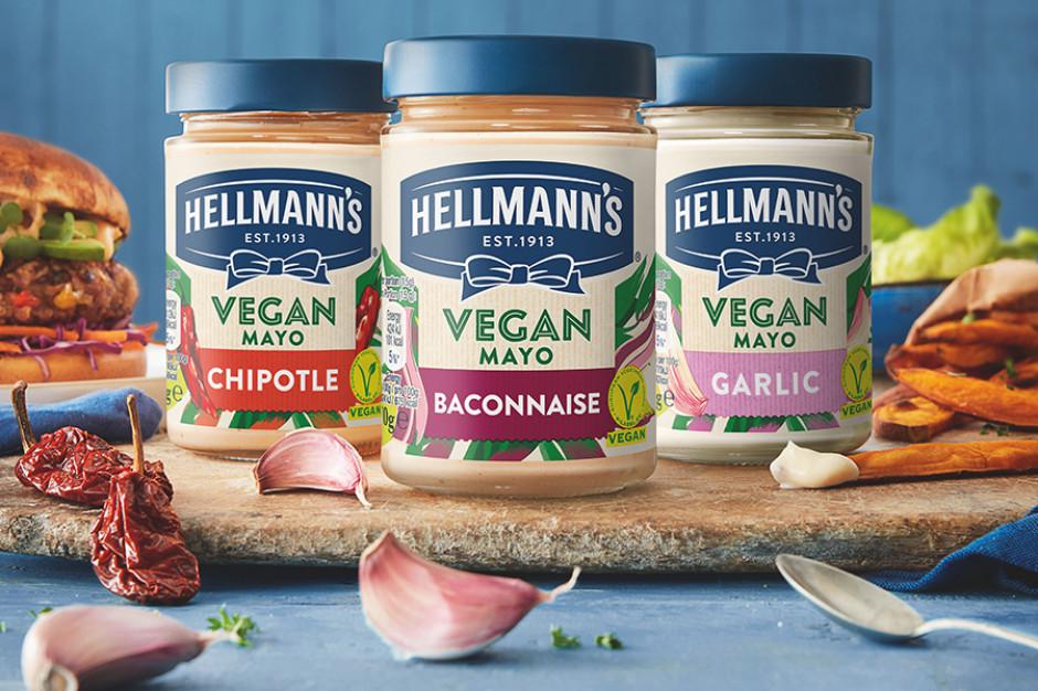 Hellmann's wprowadza wegański majonez o smaku bekonu