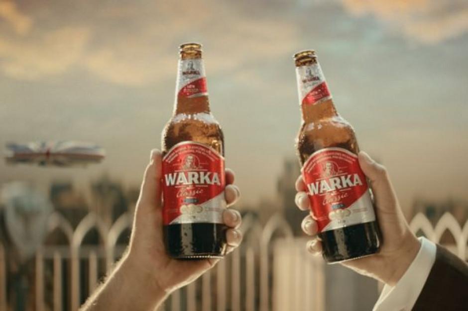 Piwo Warka z kolejną odsłoną kampanii reklamowej Planeta Warka