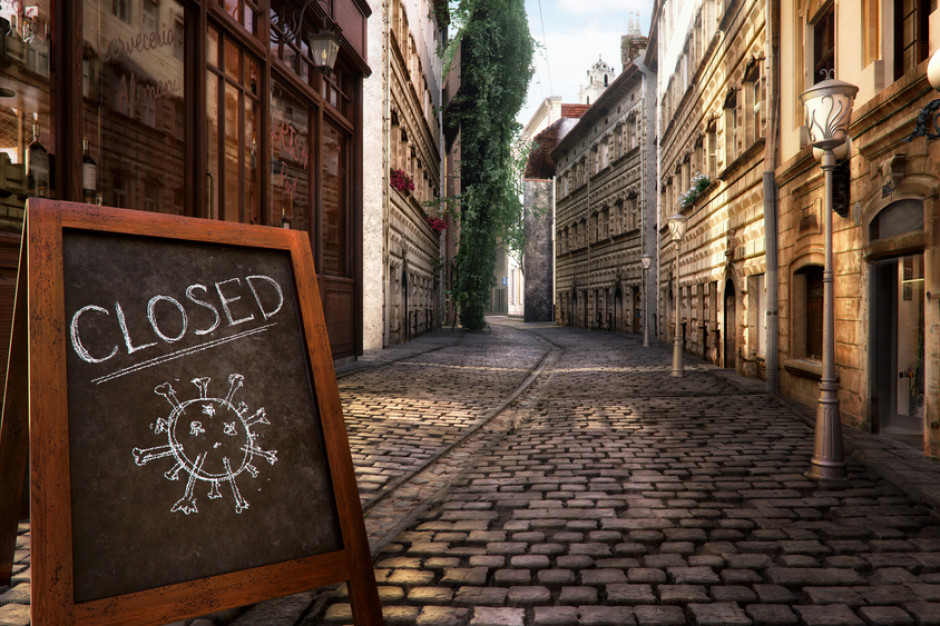 Sąd: Lockdown narusza konstytucję