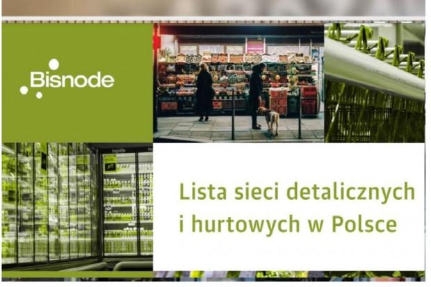 Lista sieci detalicznych i hurtowych w Polsce