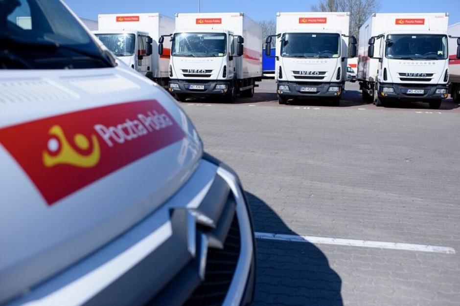 Poczta Polska: ponad 400 nowych aut dostawczych we flocie spółki