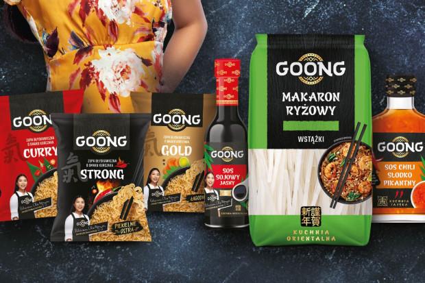 Pamapol wprowadza na rynek nową markę Goong