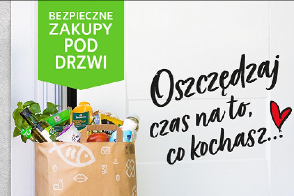 Zakupy online w sklepach Kaufland dostępne w kolejnych miastach