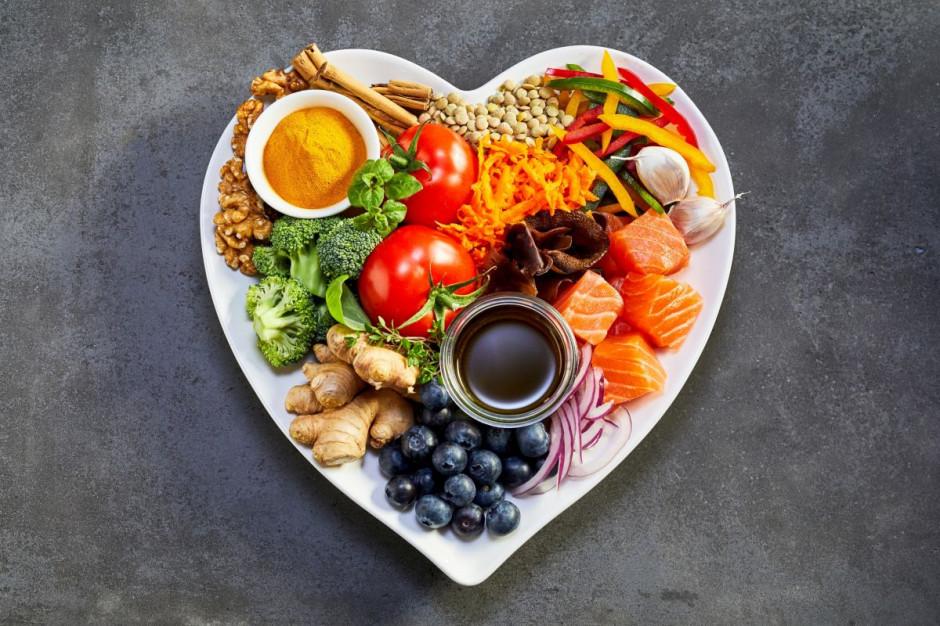Odporność można wzmacniać na co dzień dobrze zbilansowaną dietą
