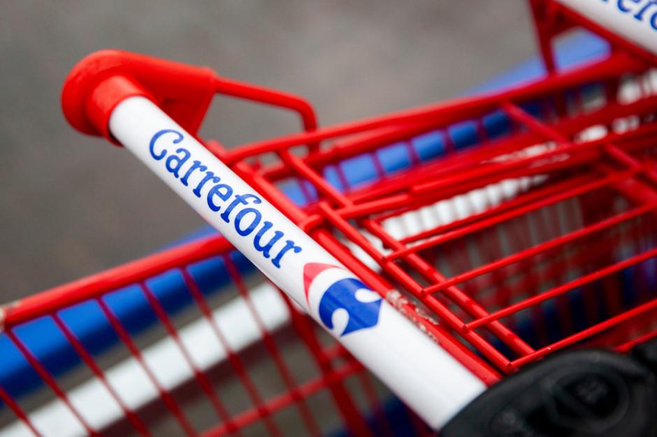 Rząd Francji sprzeciwia się przejęciu Carrefoura