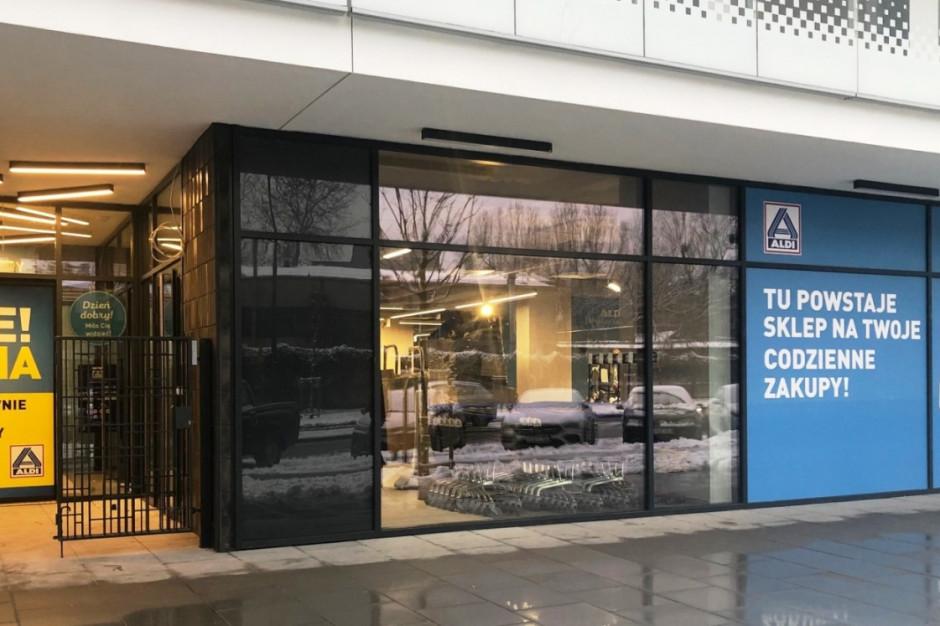 Aldi otwiera sklepy w kolejnych warszawskich dzielnicach