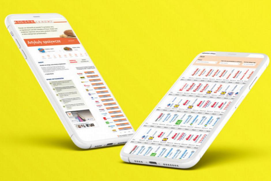 Koszyk cen dlahandlu: 50 produktów w e-sklepach od 270 do 330 zł
