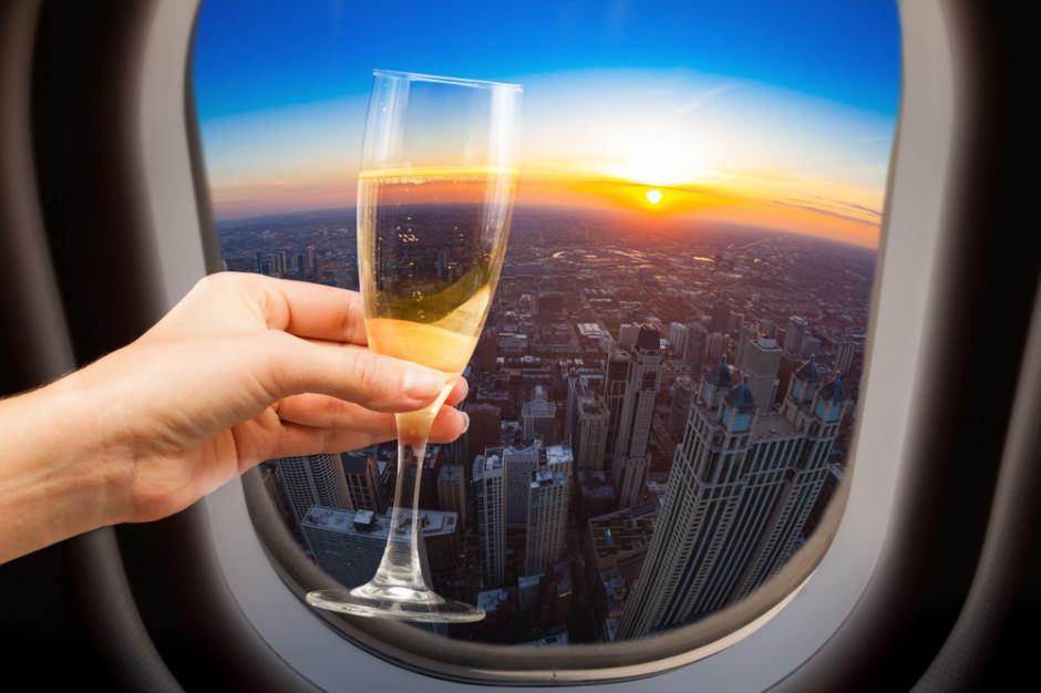 USA: Linie lotnicze będą sprzedawać luksusowe wina z dostawą do domu