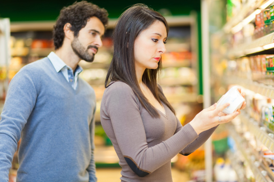 60 proc. Polaków nie ufa informacjom zawartym na opakowaniach produktów spożywczych (badanie)