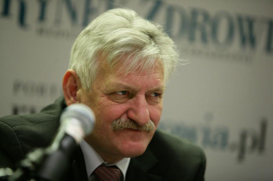 Prof. Horban: należy odmrażać gospodarkę, ale powoli