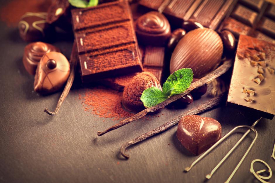 Produkcja czekolady i wyrobów w 2020 r. zanotowała delikatny wzrost