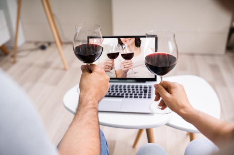 W czasie pandemii wzrosło zainteresowanie winem, branża z optymizmem patrzy w przyszłość