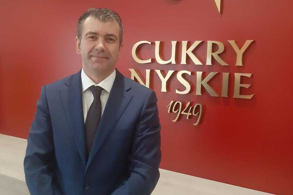 Cukry Nyskie od 1 grudnia 2020 r. mają nowego prezesa zarządu