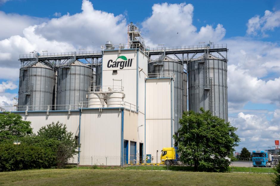 Drosed kupuje zakład produkcji pasz od Cargilla