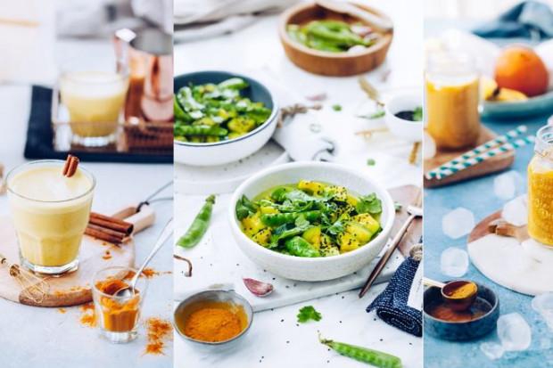 Purella Superfoods: Kurkuma wzmacnia odporność