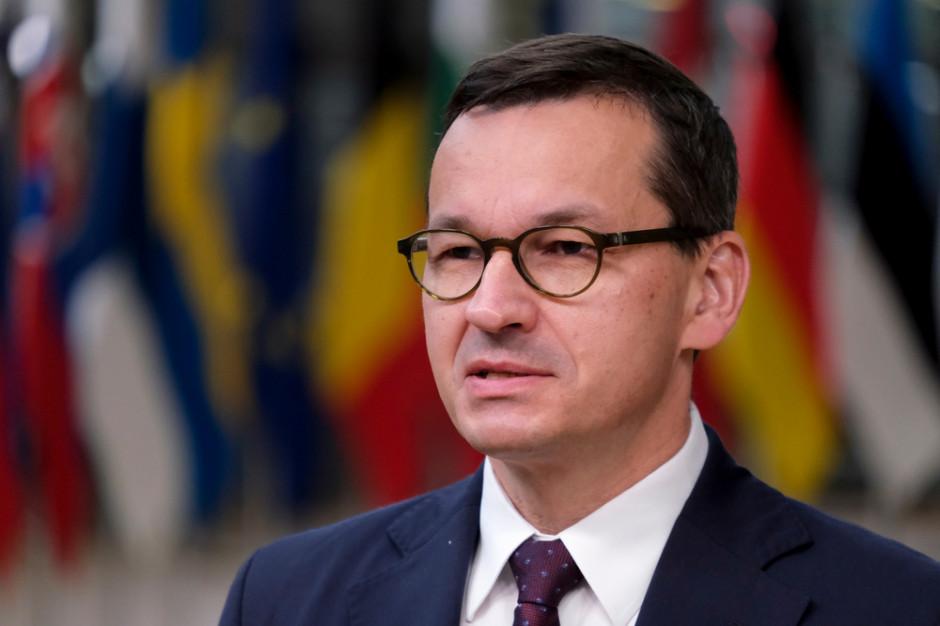 Premier: ten rok może być dobrym rokiem dla polskiej gospodarki