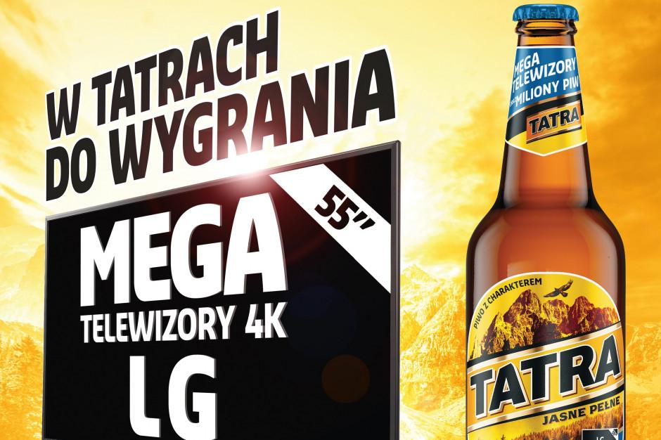 Marka Tatra rusza z loterią