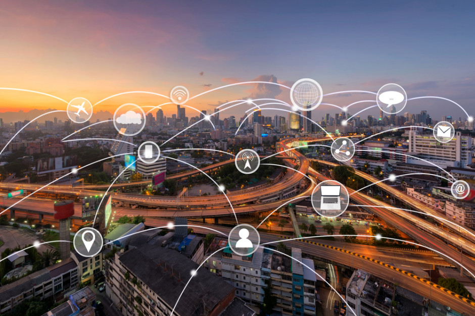 5G przyspieszy dematerializację przedsiębiorstw, automatyzację i wspomaganie zadań pracowników