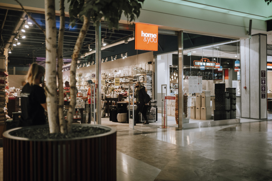 Galeria Mazovia modernizuje sklepy