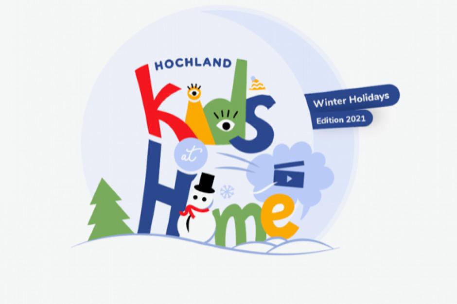 Hochland Kids at Winter Holiday